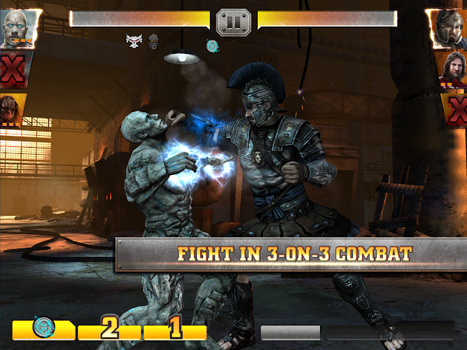WWE Immortals v1.3.1 Mod APK - screenshot