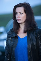 Eve Myles is Gwen Cooper in Torchwood Miracle Day Immortal Sins