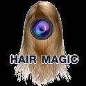 Spacial Hair Magic icon