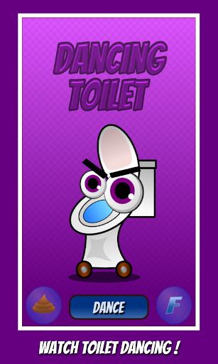 Dancing Toilet fun dance game