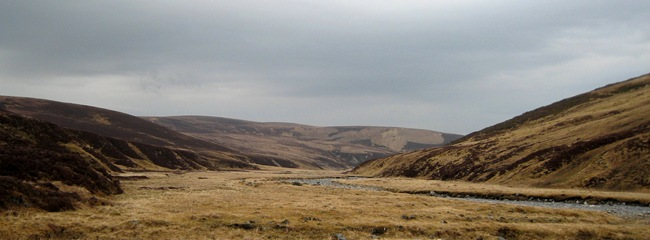 DOWN THE UPPER DULNAIN