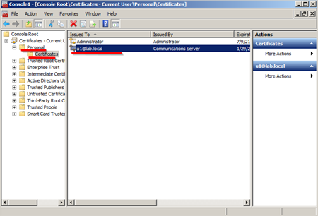 Matt Landis Windows PBX & UC Report: Step by Step: Adding Your