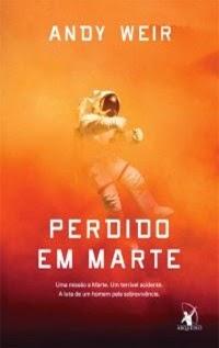Perdido em Marte, por Andy Weir