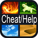 4 Pics 1 Word Cheat/Help icon
