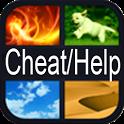4 Pics 1 Word Cheat/Help icon