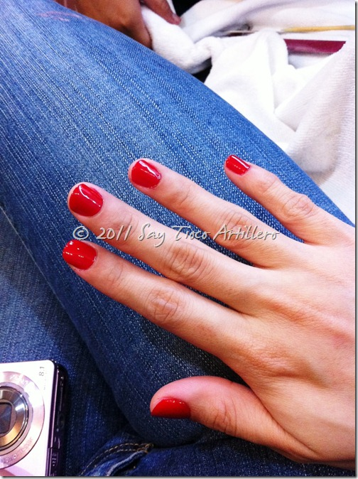 Say Tioco Lifestyle And Beauty Review Perfectly Polished Nail Salon Amp Spa Service