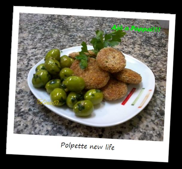 Fotografia della ricetta polpette new life
