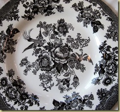A Southern Belle Dishes On Decor What S Black And White