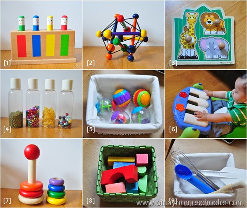 Toddler Toys Vito Is 8 Months The Pinay Homeschooler