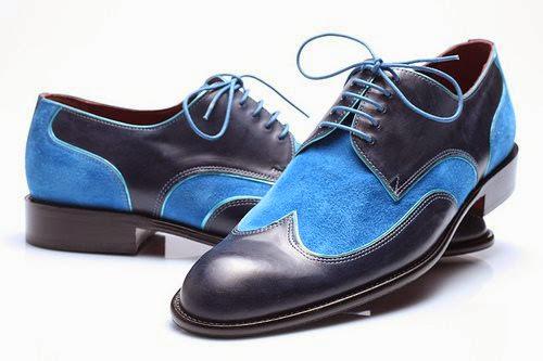 احذية باللون الاسود 2016 احذية
