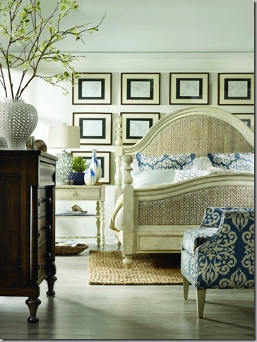 Hooker Harbour_Pointe_Woven_Bed