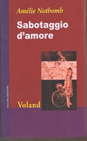 Sabotaggio d'amore - A. Nothomb