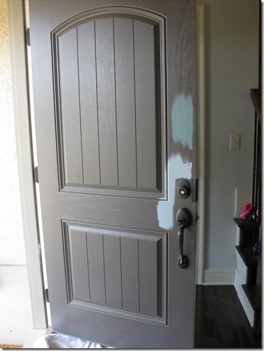 Painted Front Door Life Love Larson