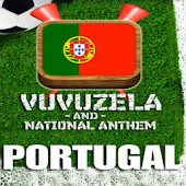 PORTUGAL VUVUZELA AND ANTHEM!