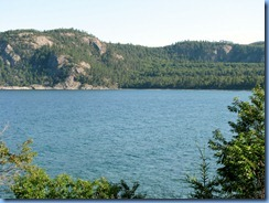 7862 Ontario Trans-Canada Hwy 17 - Lake Superior scenic overlook