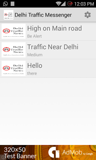 玩新聞App|Delhi Traffic Messenger免費|APP試玩