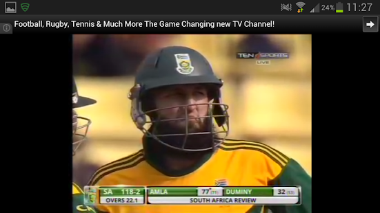 ICC T20 2014.IndiTV Sports - screenshot thumbnail