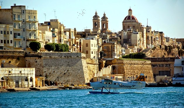 A holiday in Malta