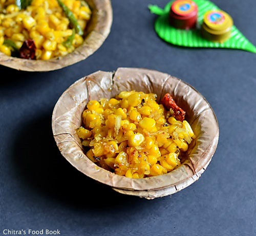 sweet corn sweet sundal