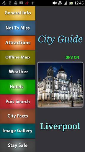 Liverpool Offline Guide