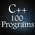 C++ 100 Programs icon