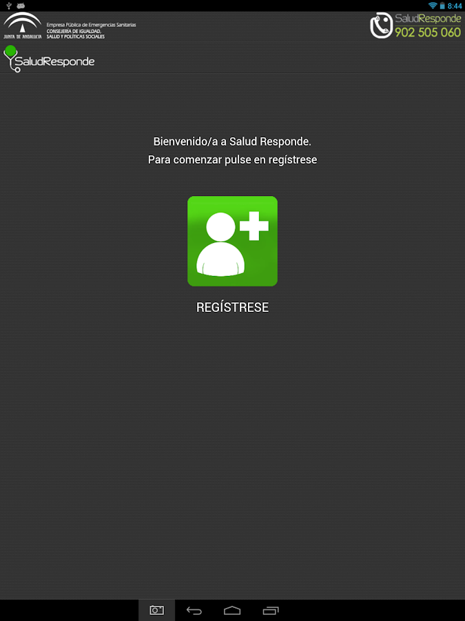 Salud Responde- screenshot