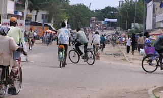 Une vue de la ville de Kisangani. Photo syfia-photos.info