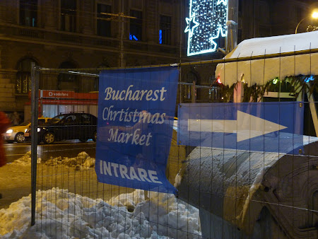 Christmas Market Bucharest