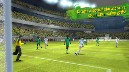 Striker Soccer Brazil 1.2.7 screenshot 193276