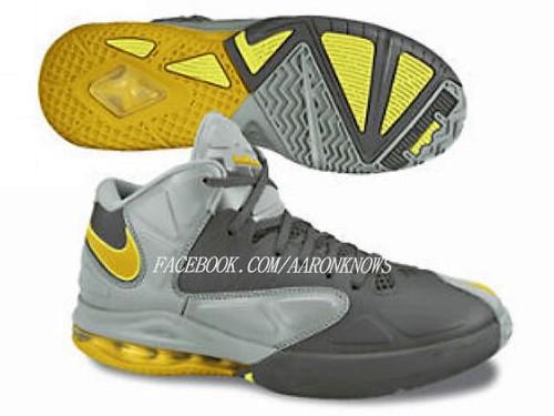 buy online 8745d 0fc4d ... Upcoming Nike Air Max LeBron Ambassador 5 8211 Spring 2013 ...