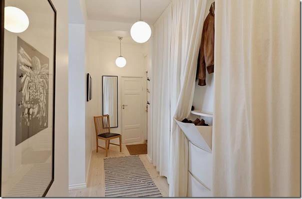 case e interni - casa svedese - Stoccolma - bianco (11)