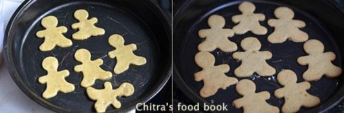gingerbread man cookies-6