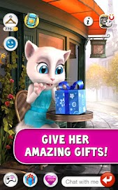 Talking Angela Screenshot 9