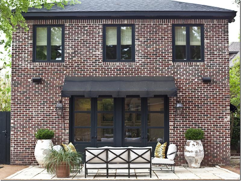My three distinct yet often overlapping design personalities - Houses with black windows ...