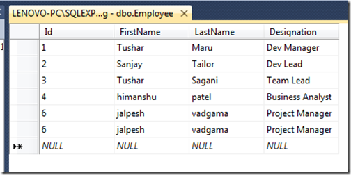 Find-Duplicate-Row-SQL-Server