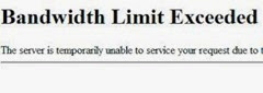 Bandwidth Limit