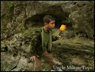 Uncle Milton's Explorer Torch