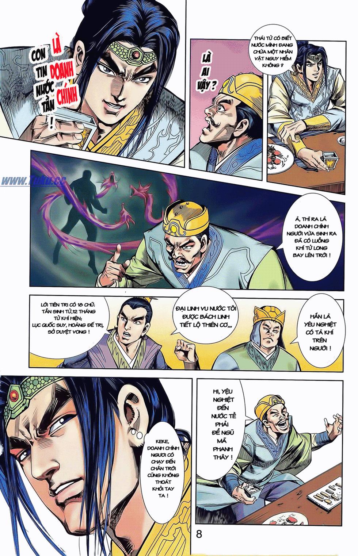 Tần Vương Doanh Chính chapter 5 trang 28