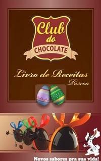 Livro de Receitas (Páscoa), por Club do Chocolate