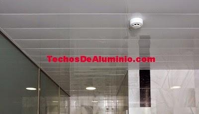 Techos aluminio Torrelodones
