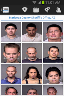 JailBase - Arrests + Mugshots- screenshot thumbnail