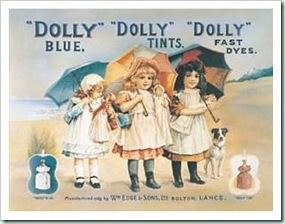dollyblue ad