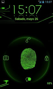 Fingerprint Scanner Galaxy S5 - screenshot thumbnail