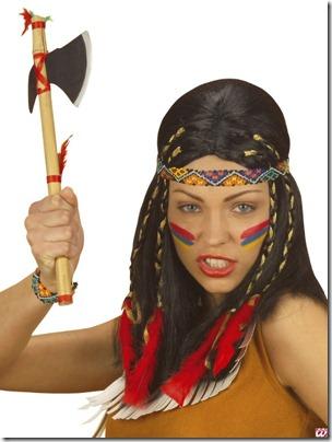 maquillaje de indio apache (7)