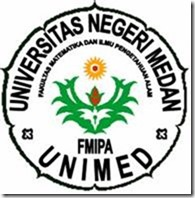 Logo FMIPA UNIMED warna