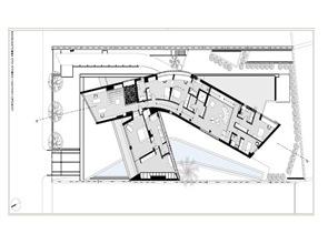 Plano Casa Psychiko de Divercity Architects