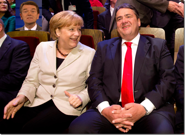 Mutti und Junior