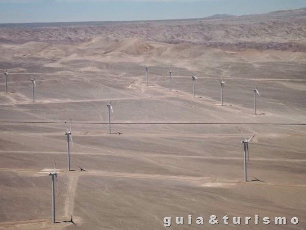 Chegando ao deserto