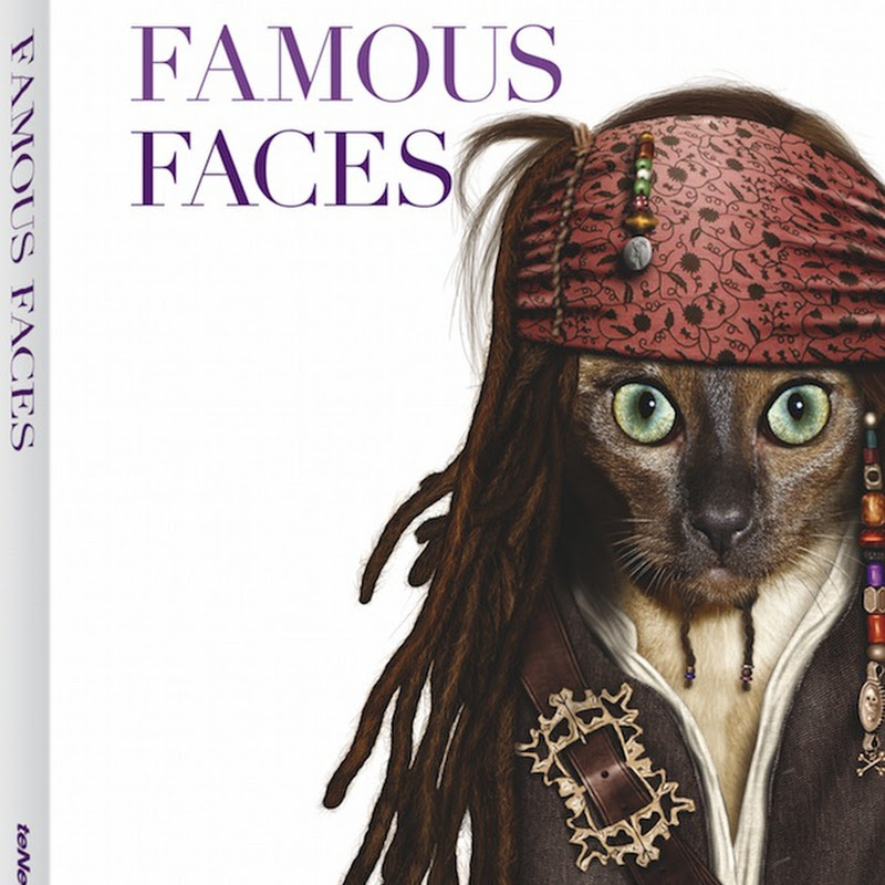 Animals Dressed As Famous Personalities