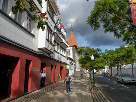Revelion 2014:  Blandy's - vin de Madeira
